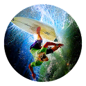Night surfer Live Wallpaper Cracked APK Download