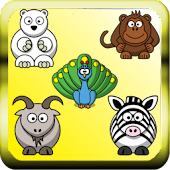 Zoo for toddlers- animals