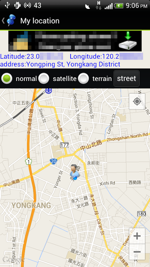 location address finder android apps on google play