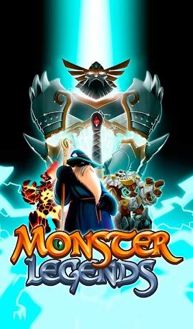 android Monster Legends Screenshot 0