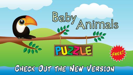 Baby Animals Puzzle