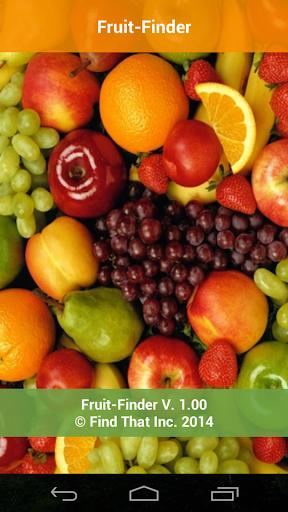 Fruit Finder *free*