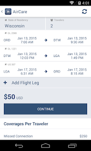 Berkshire Hathaway Travel - screenshot thumbnail