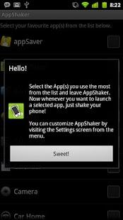 AppShaker- screenshot thumbnail