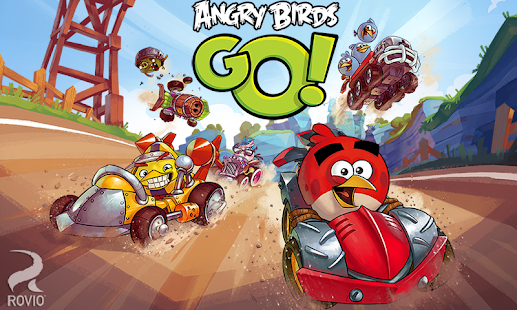 Angry Birds Go! Screenshot 16