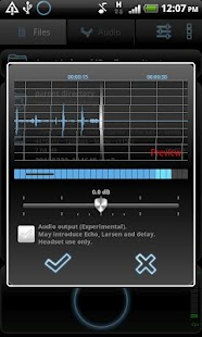 RecForge Lite - Audio Recorder- screenshot thumbnail