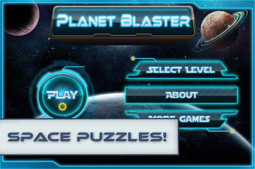 Planet Blaster: Lasers
