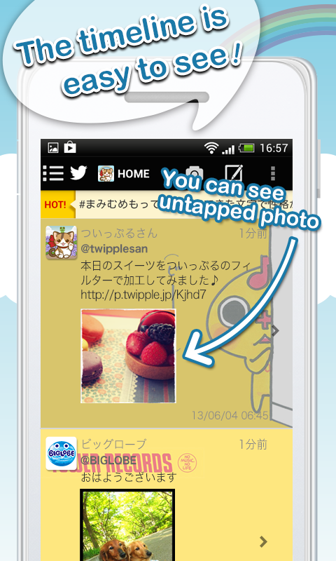 Tuippuru Pro for Android- screenshot