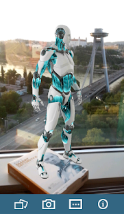 ESET Augmented Reality BETA- screenshot thumbnail