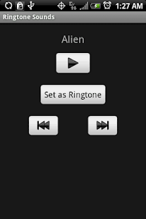 RINGTONE Sounds - screenshot thumbnail