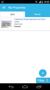 Mobile Real Estate Agents CRM - screenshot thumbnail