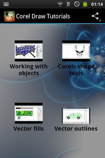 Corel Draw X6 Tutorials videos