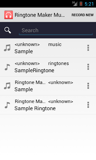 FREE App Today Ringtone Maker Make FREE Ringtones From Your ...