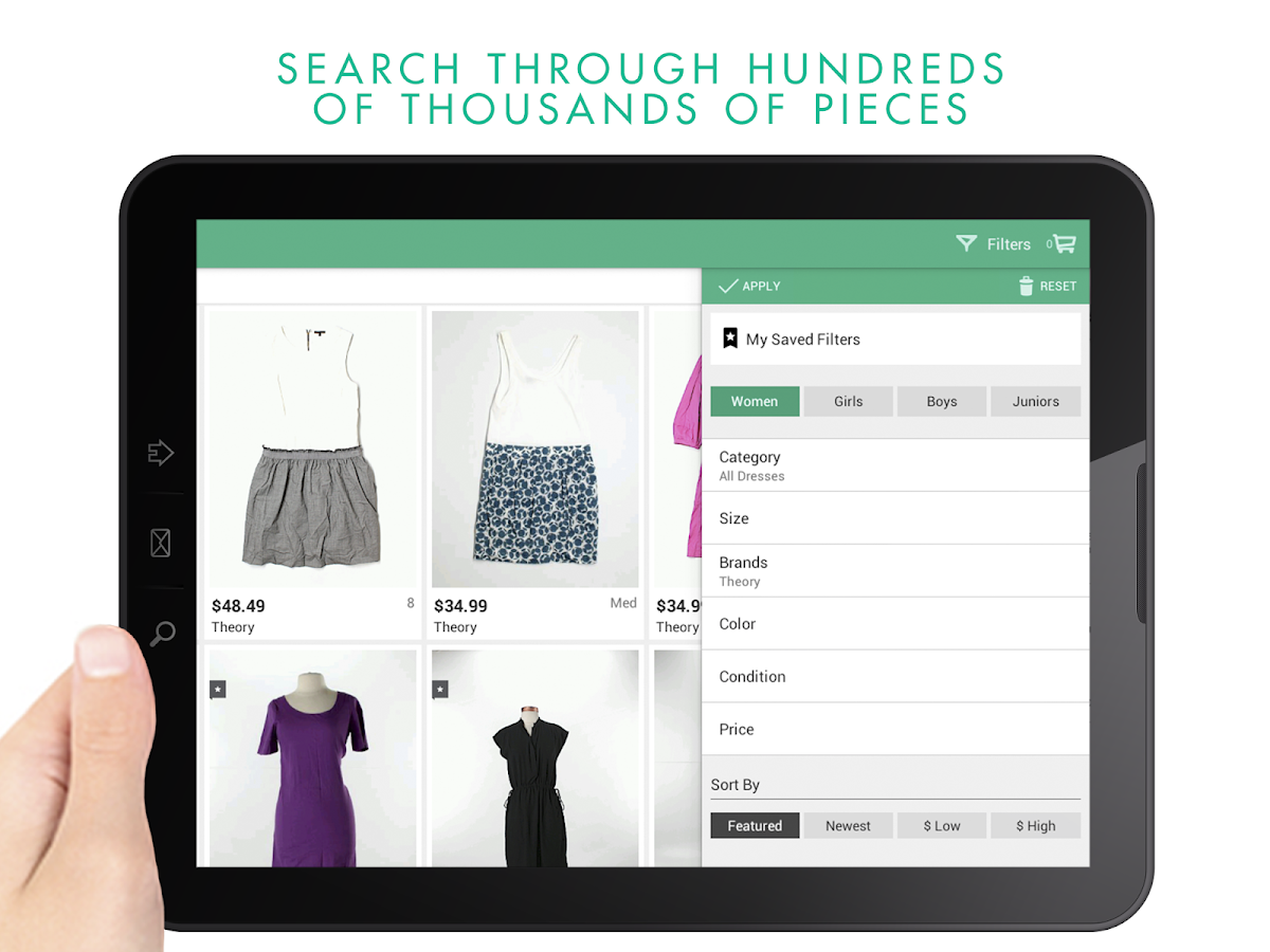 thredUP - Shop + Sell Clothing - screenshot