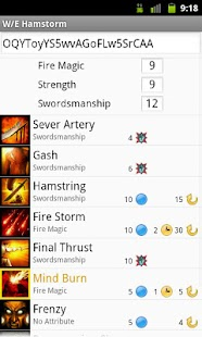 Guild Wars Skill Reference - screenshot thumbnail