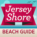 Jersey Shore Beach Guide icon