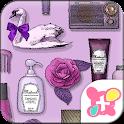 Cute Theme Radiant Lavender