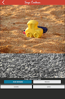 Screenshot of Image Combiner
