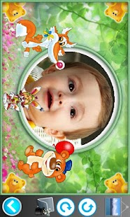Kid Photo Frames - screenshot thumbnail