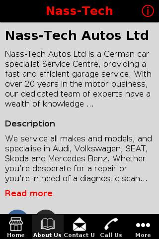 Nass-Tech Autos Ltd