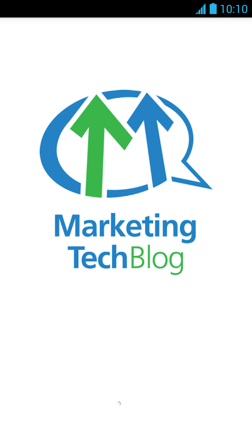Marketing Technology Blog - screenshot