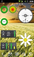 Screenshot of GBattery Widgets