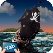 Pirate Ship Parking 3D TAB