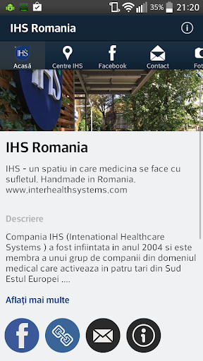 IHS Romania