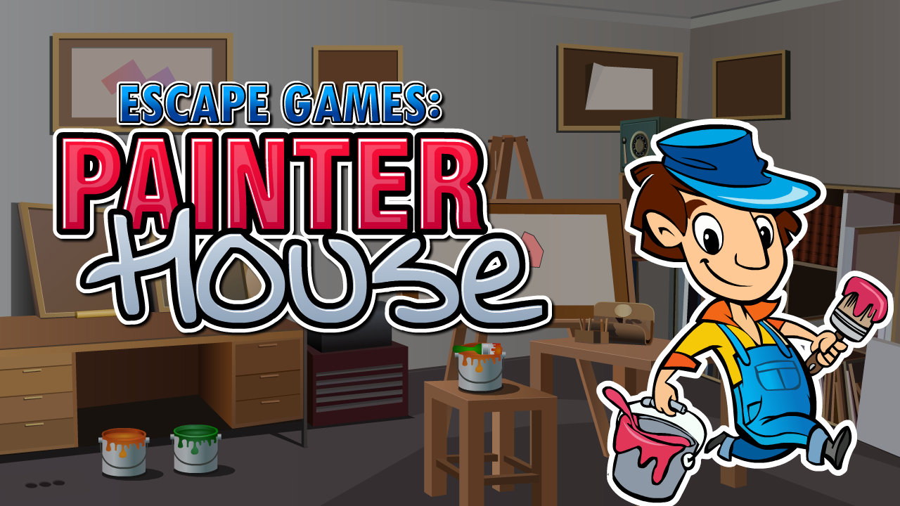 escape games painter house android apps on google play