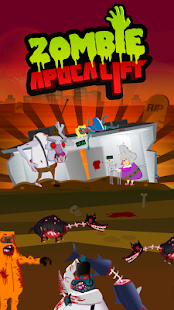 Zombie Apocalift - screenshot thumbnail