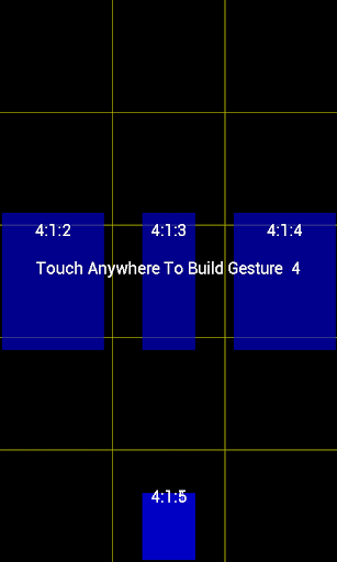 Kernel Gestures Builder