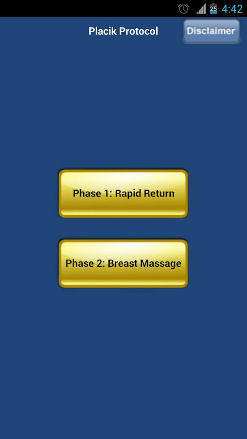 Breast Implant Exercises- screenshot