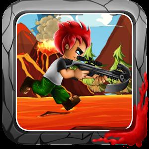 Zombie War : Dragon Volcano 冒險 App LOGO-硬是要APP