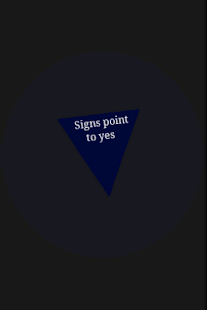Magic 8 ball - screenshot thumbnail