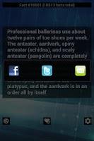 Screenshot of 10,500+ Cool Facts