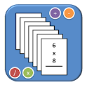 Math Flash Cards for Kids icon