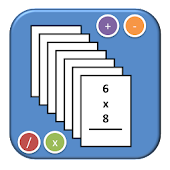 Math Flash Cards for Kids
