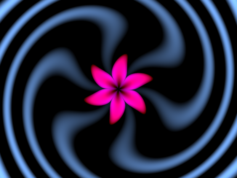 Zen Flowers Pro HD LWP- screenshot