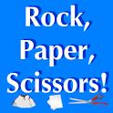 Rock, Paper, Scissors! icon