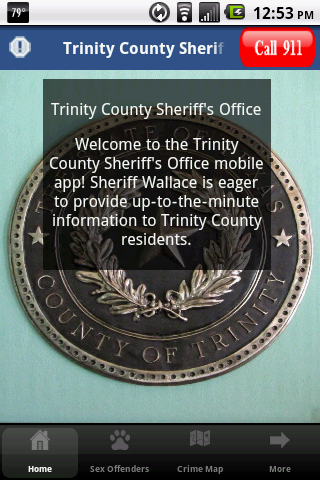 Trinity County Sheriffs Office