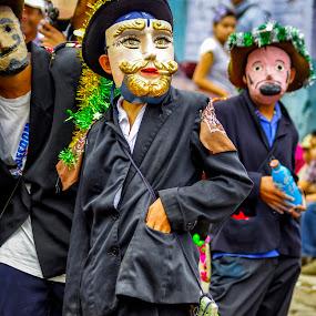 Cultural Dance by Gabriel Cabrera - People Street & Candids ( dance, people, culture, el salvador )