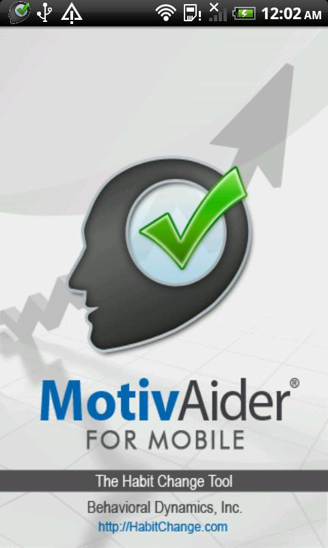 MotivAider® for Mobile- screenshot