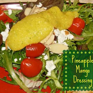 Tropical Pineapple & Mango Dressing.