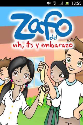 Zafo del vih its y embarazo.