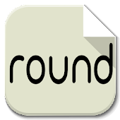 Rounded fonts for FlipFont