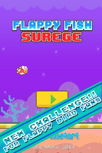 Flappy Fish Surge