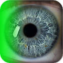 Eye Scanner Lock Free