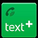 textPlus Free Text + Calls icon