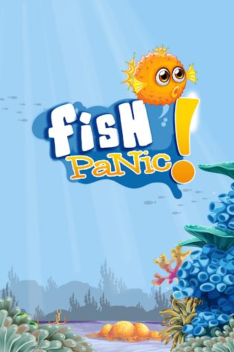 鱼恐慌:飞扬的多人游戏