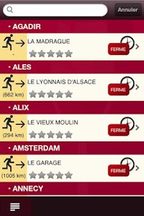 Bistrots Beaujolais- screenshot thumbnail